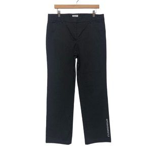 Charter Club Black Twill Pants
